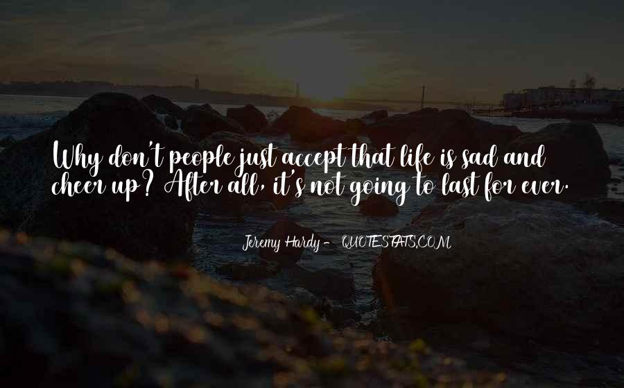 Jeremy Hardy Quotes #1204814