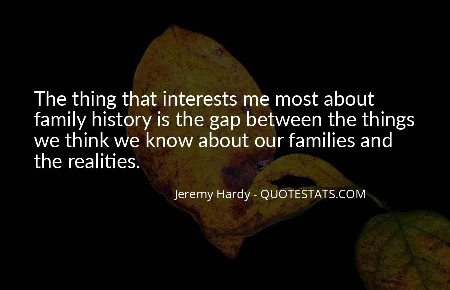 Jeremy Hardy Quotes #1251764