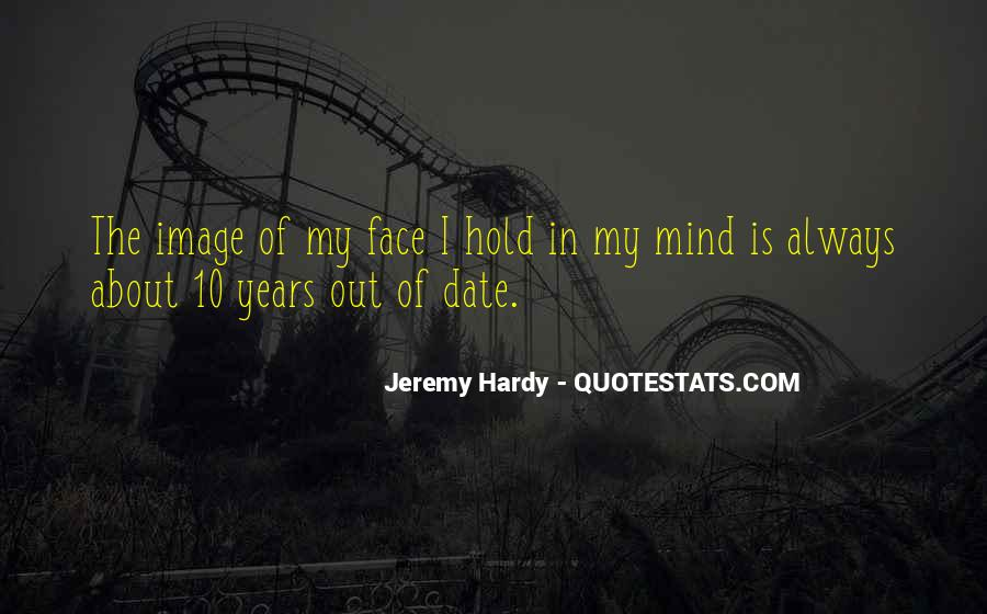 Jeremy Hardy Quotes #1361643