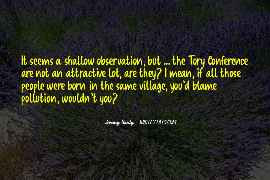 Jeremy Hardy Quotes #424641