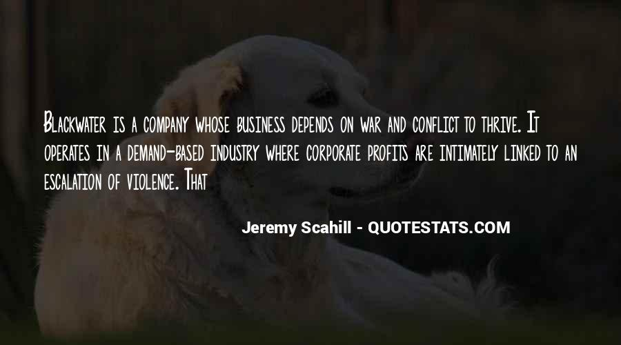 Jeremy Scahill Quotes #1164002