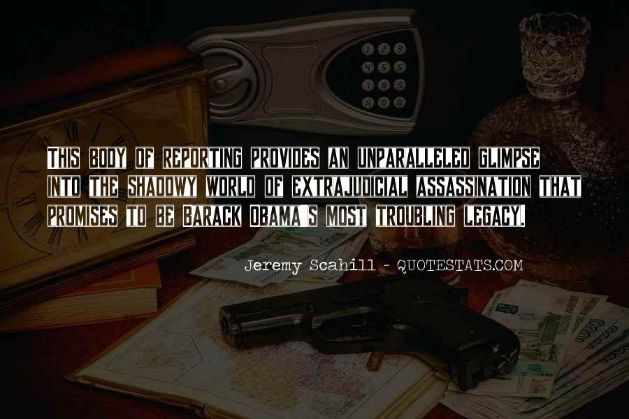 Jeremy Scahill Quotes #1206938