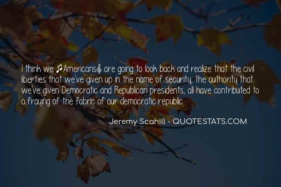 Jeremy Scahill Quotes #953070