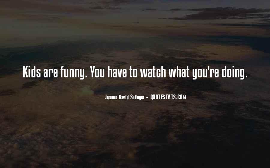 Jerome David Salinger Quotes #541173