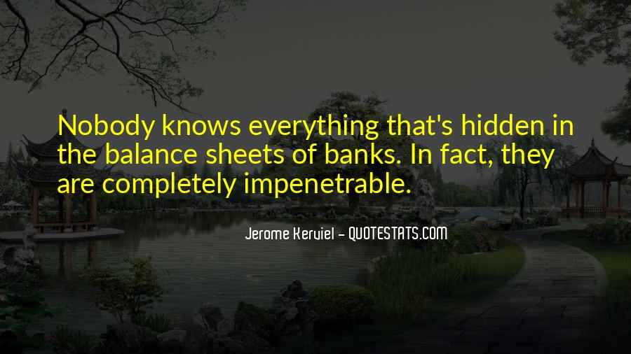 Jerome Kerviel Quotes #1844582