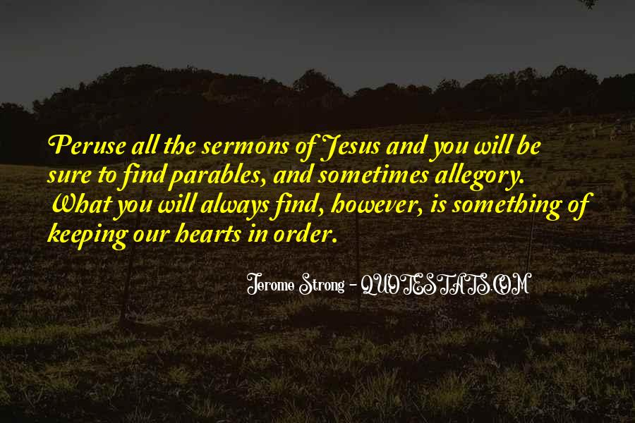 Jerome Strong Quotes #980789