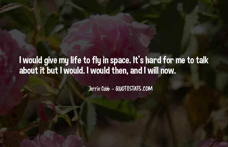 Jerrie Cobb Quotes #1562438