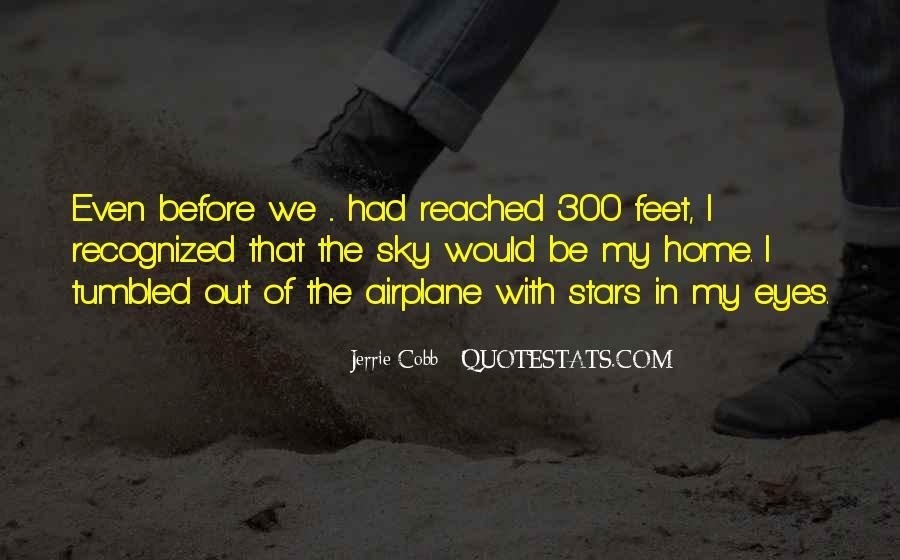 Jerrie Cobb Quotes #920045