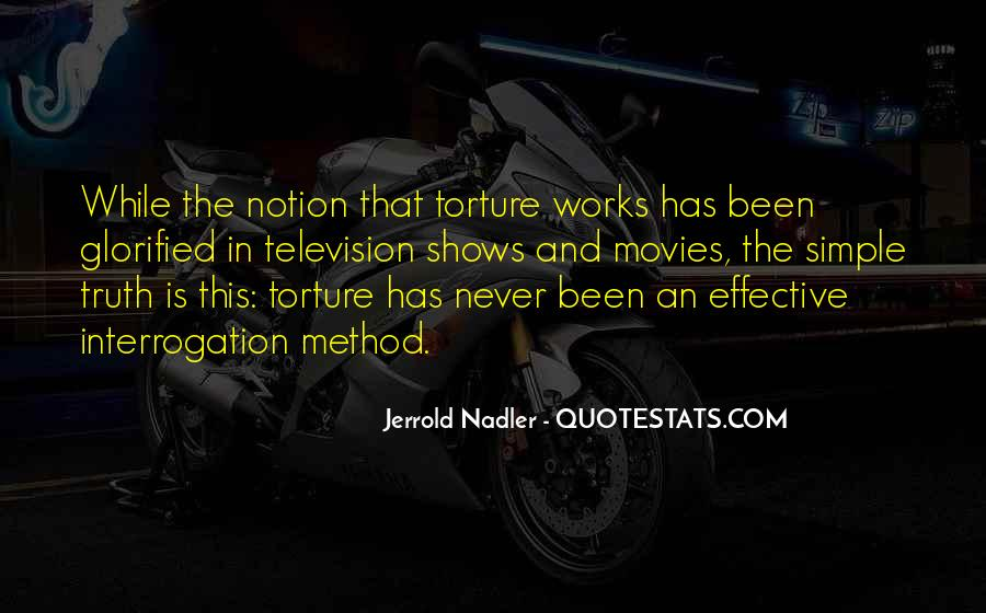 Jerrold Nadler Quotes #355310