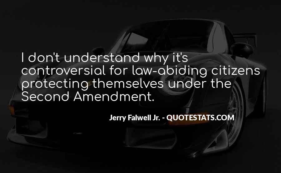 Jerry Falwell Jr. Quotes #1031930