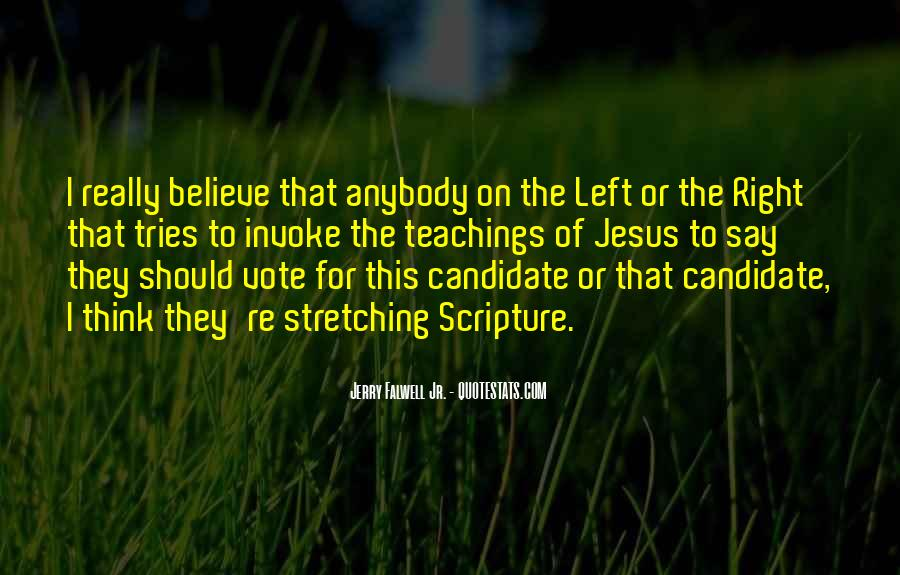 Jerry Falwell Jr. Quotes #1233143