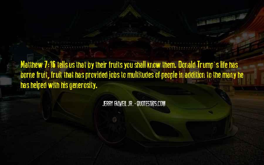 Jerry Falwell Jr. Quotes #1529985