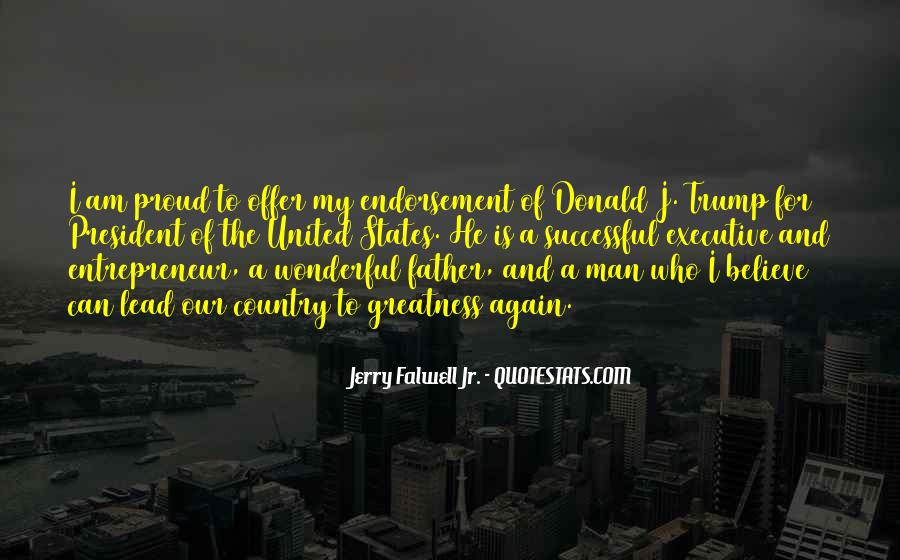 Jerry Falwell Jr. Quotes #212301