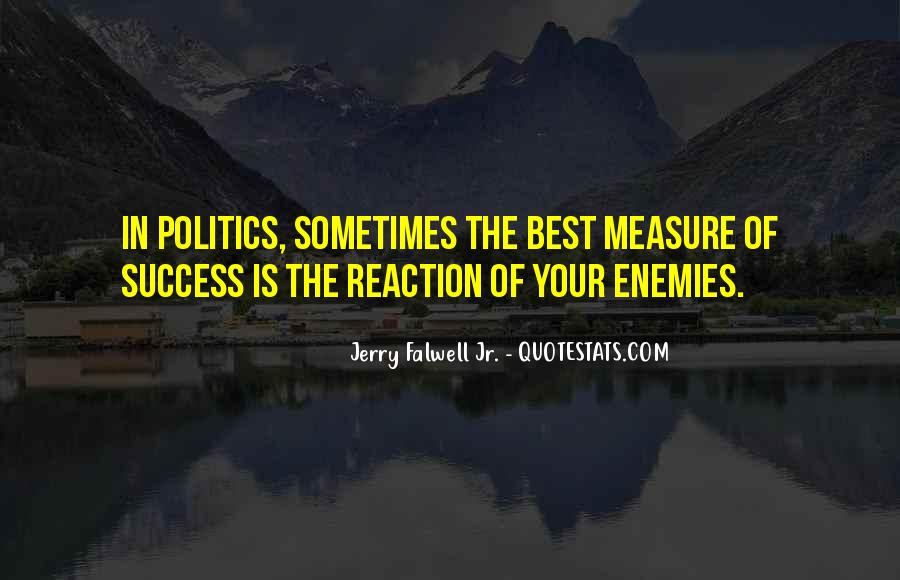 Jerry Falwell Jr. Quotes #666321