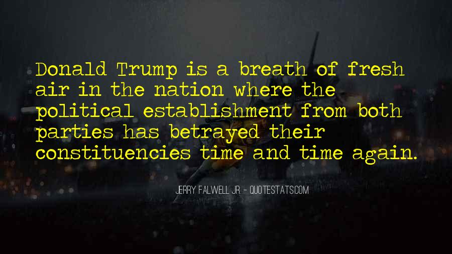 Jerry Falwell Jr. Quotes #797457