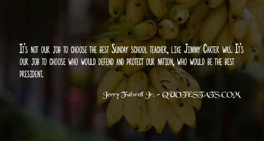 Jerry Falwell Jr. Quotes #926138