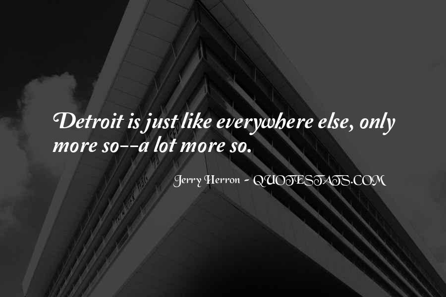 Jerry Herron Quotes #1285871
