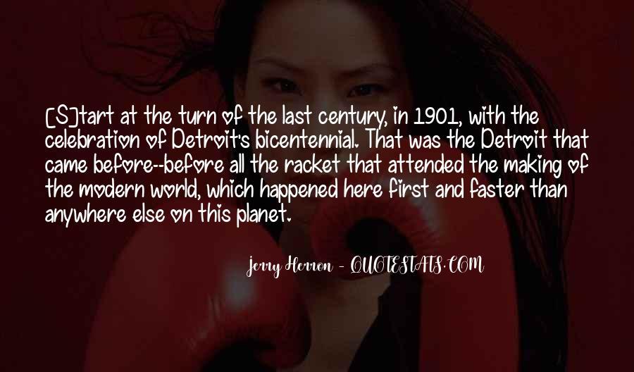 Jerry Herron Quotes #285425