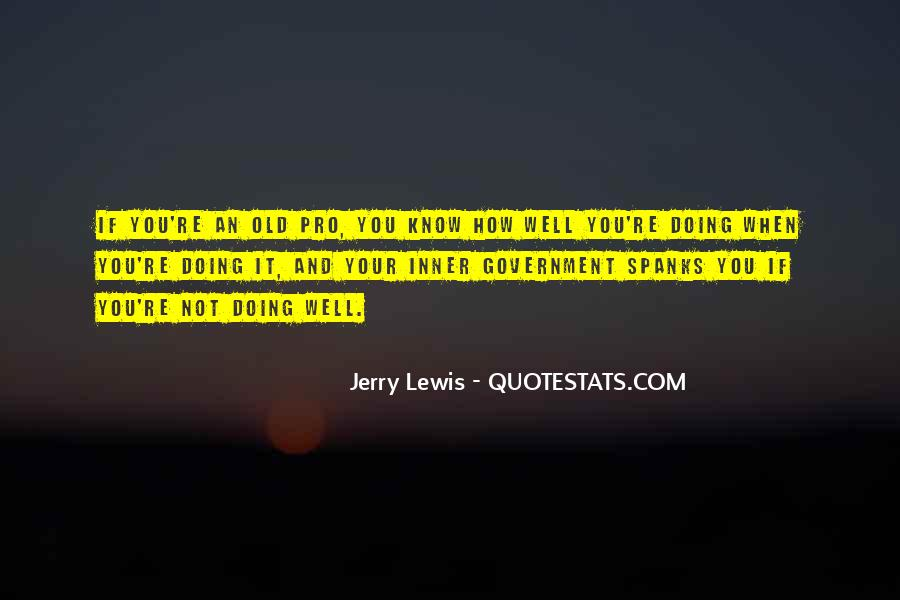 Jerry Lewis Quotes #1719244