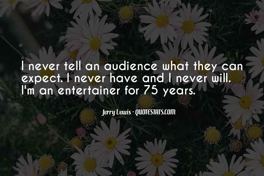 Jerry Lewis Quotes #1792975