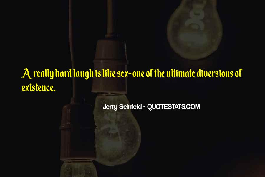 Jerry Seinfeld Quotes #124093