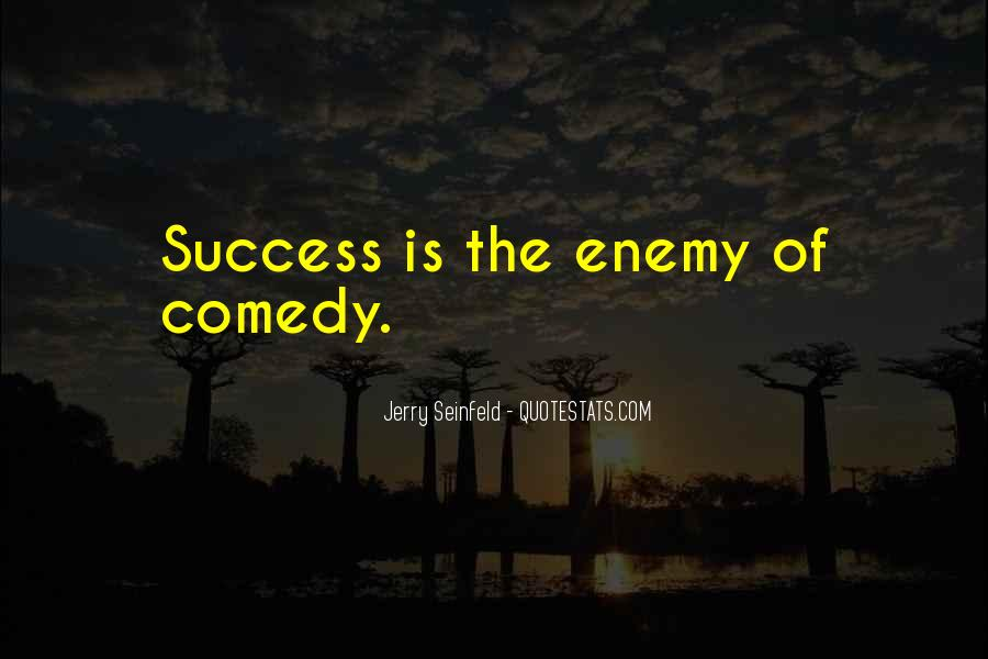 Jerry Seinfeld Quotes #1499725