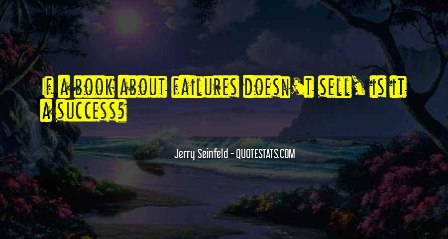 Jerry Seinfeld Quotes #1596377