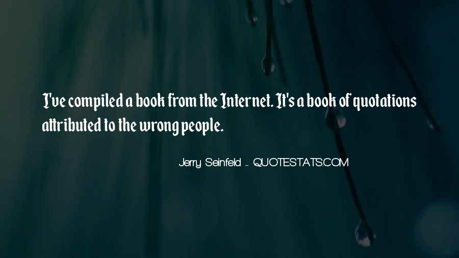 Jerry Seinfeld Quotes #191518