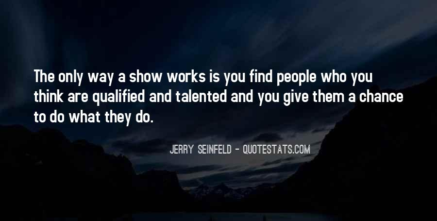 Jerry Seinfeld Quotes #383524