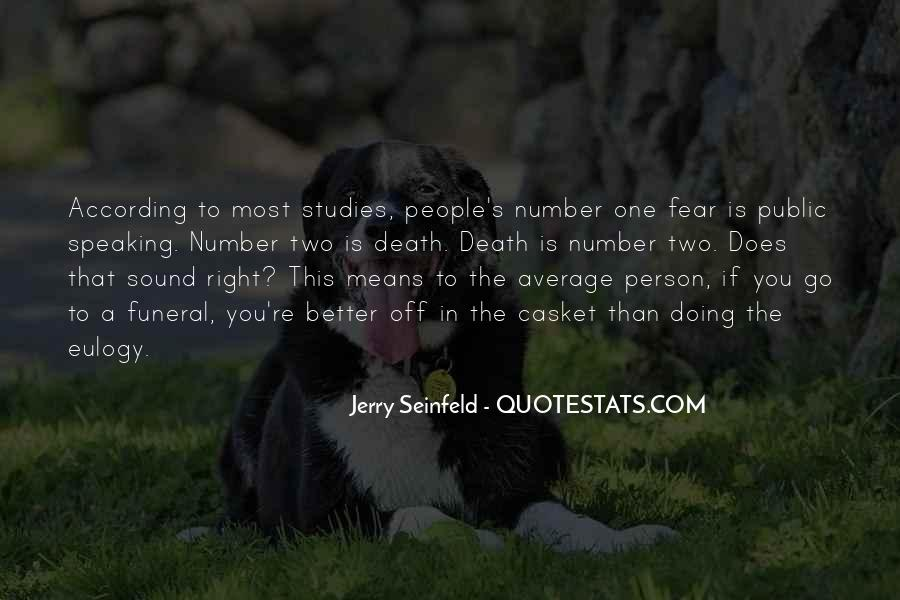 Jerry Seinfeld Quotes #41868