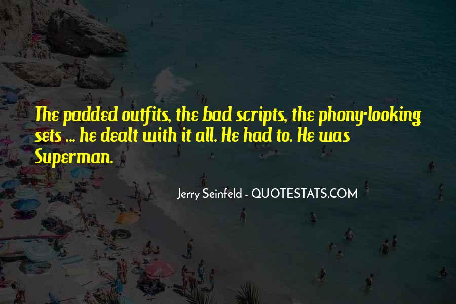 Jerry Seinfeld Quotes #591901