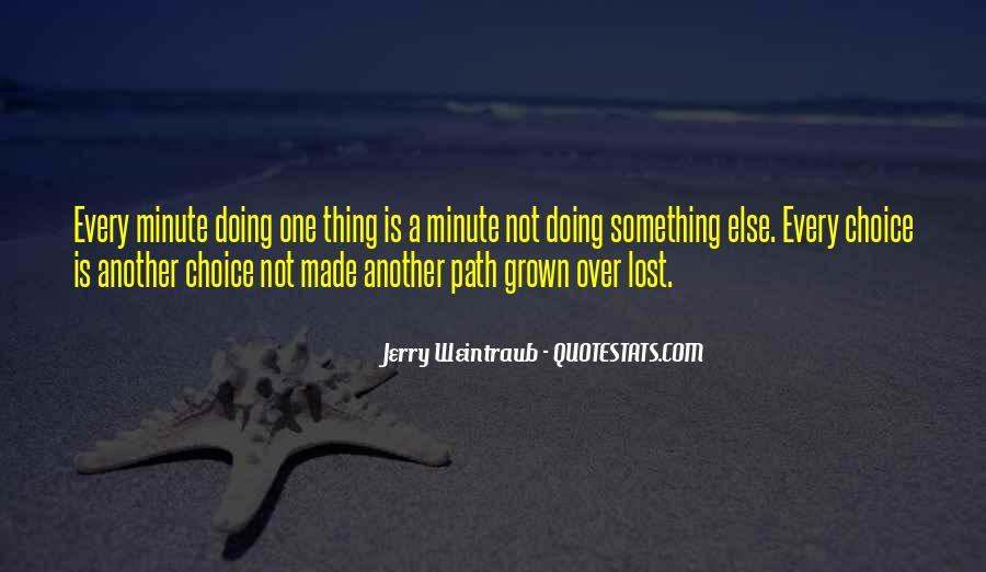 Jerry Weintraub Quotes #1537043