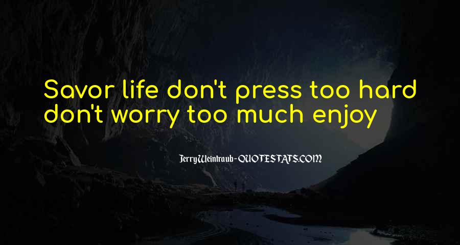 Jerry Weintraub Quotes #172381