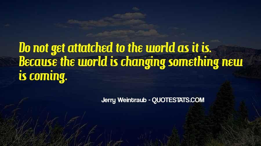 Jerry Weintraub Quotes #401393