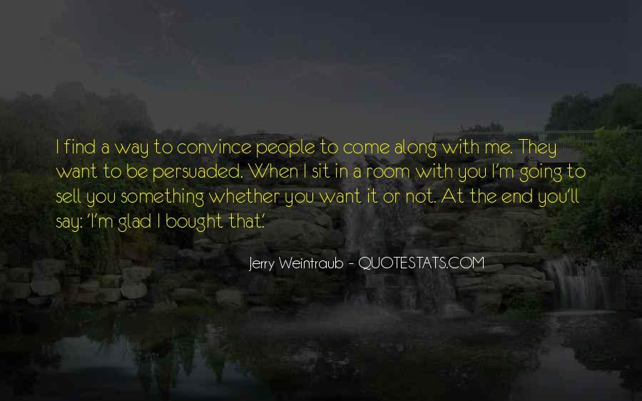 Jerry Weintraub Quotes #628739