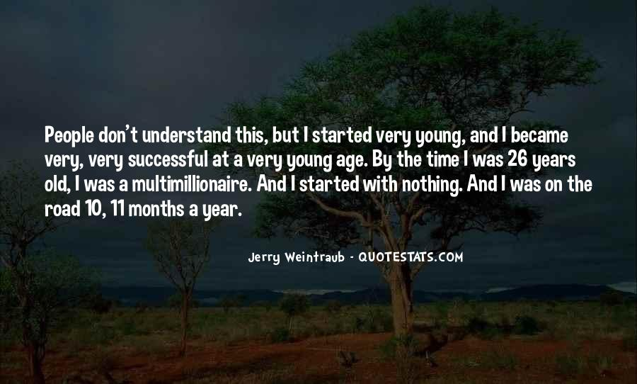 Jerry Weintraub Quotes #964392