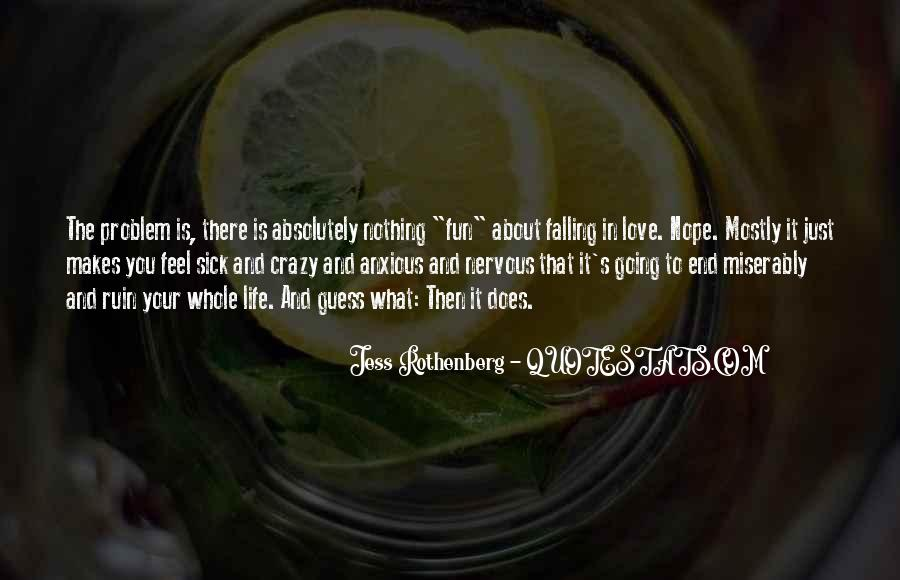 Jess Rothenberg Quotes #1782241