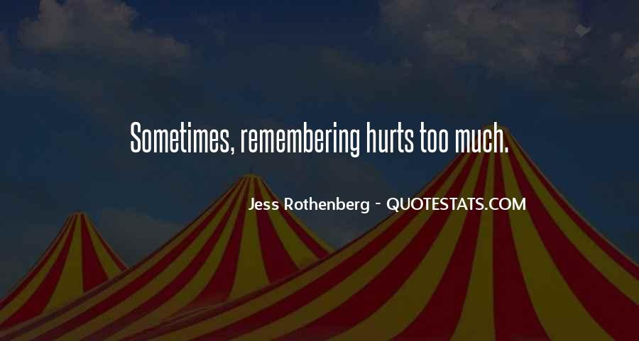 Jess Rothenberg Quotes #288689
