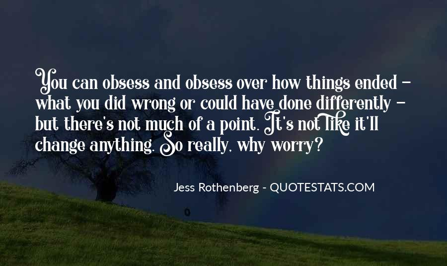 Jess Rothenberg Quotes #474651