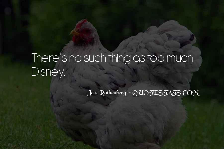 Jess Rothenberg Quotes #48383