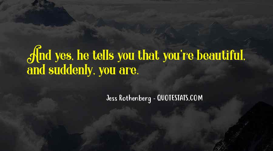 Jess Rothenberg Quotes #653770