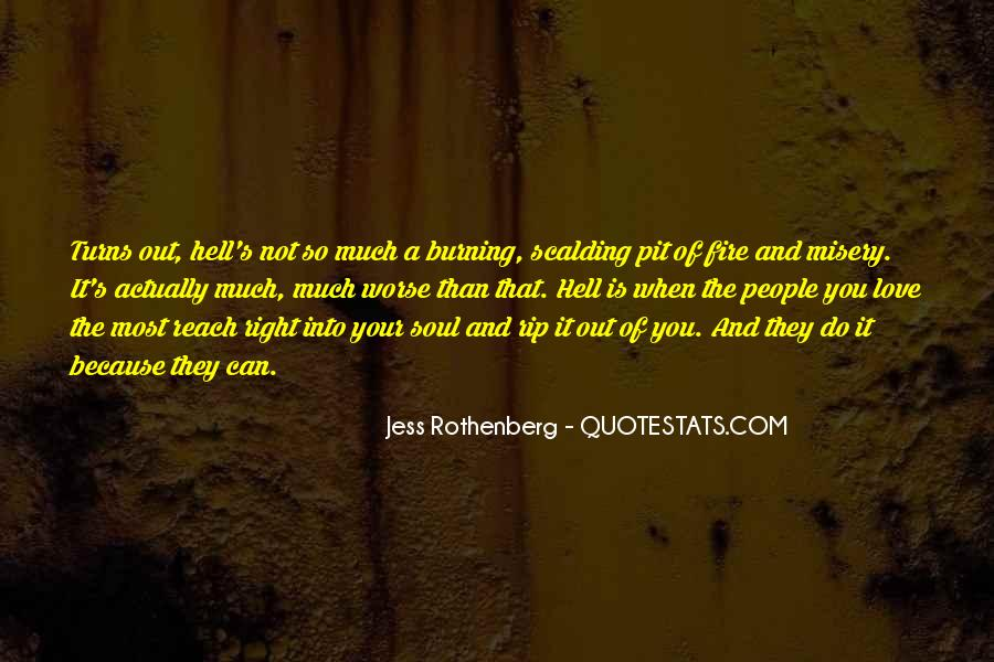 Jess Rothenberg Quotes #980330