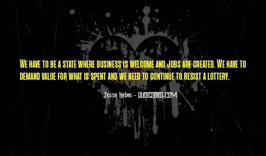 Jesse Helms Quotes #102315