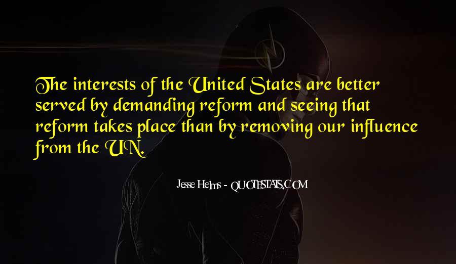 Jesse Helms Quotes #114973