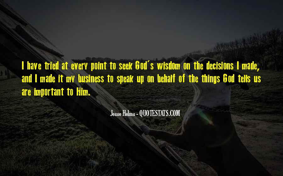Jesse Helms Quotes #1330035