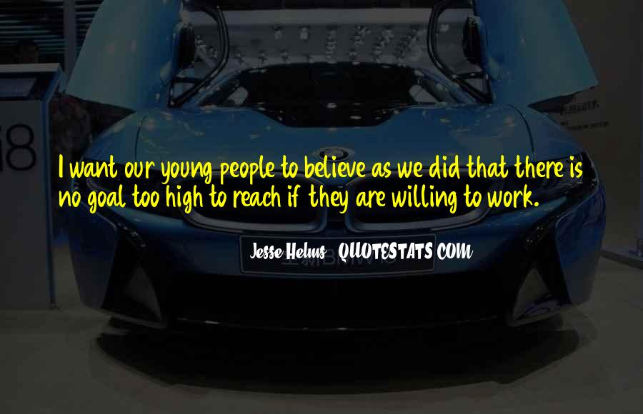 Jesse Helms Quotes #144697