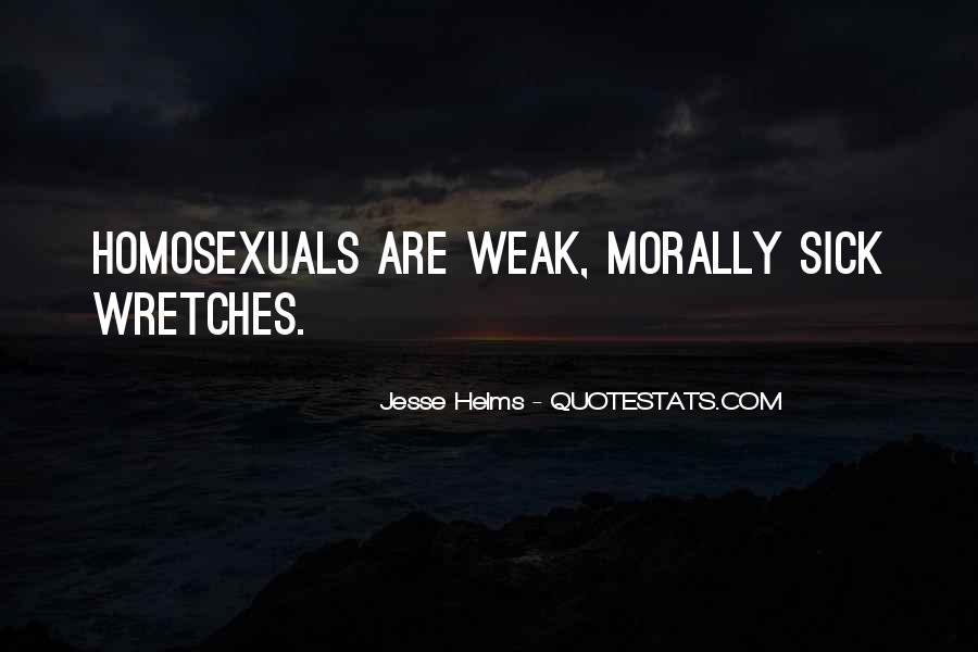 Jesse Helms Quotes #269108
