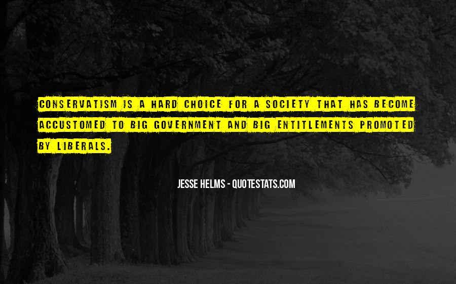 Jesse Helms Quotes #271465