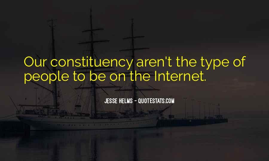Jesse Helms Quotes #302207