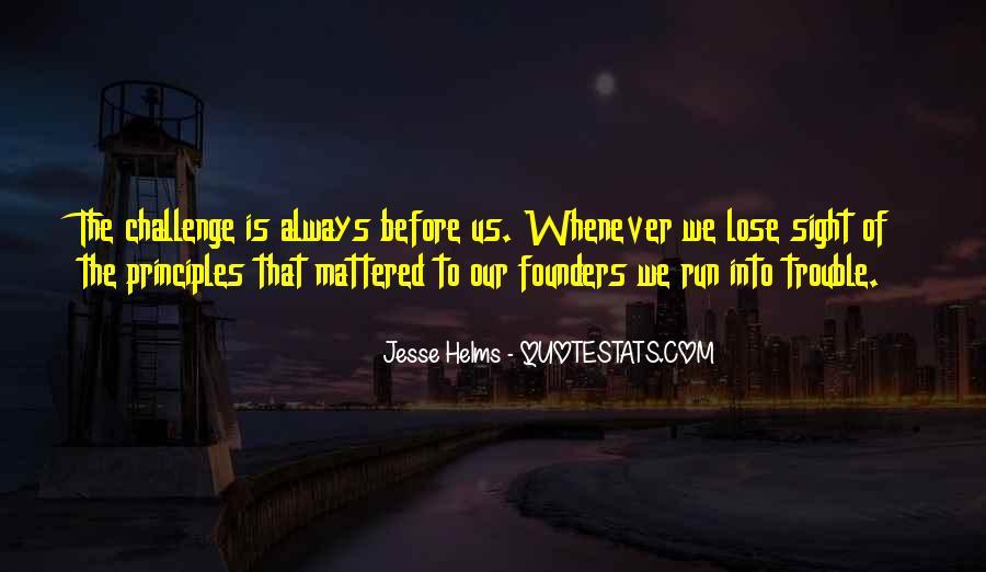 Jesse Helms Quotes #511529